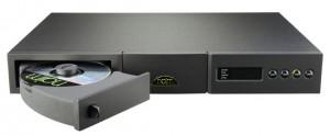Naim CD 5i mit geöffneter Schublade